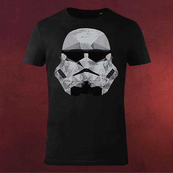 Star Wars - Imperial Stormtrooper Graphic T-Shirt schwarz