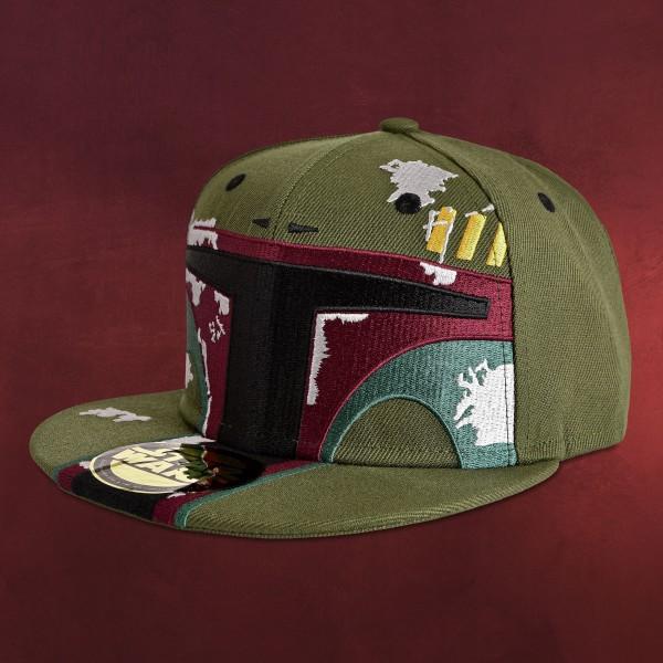 Boba Fett Snapback Cap - Star Wars