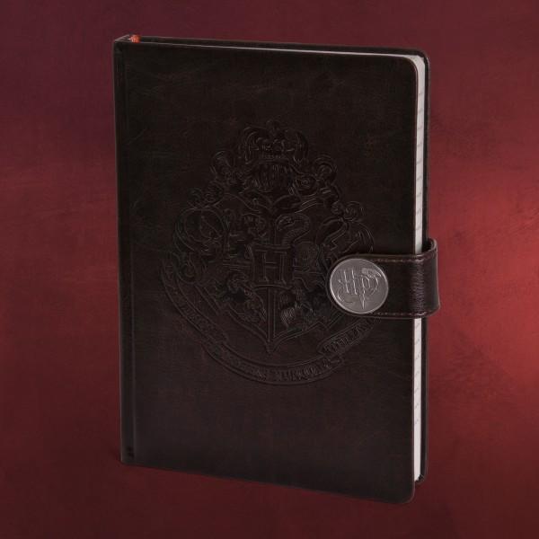 Harry Potter - Hogwarts Premium Notizbuch A5