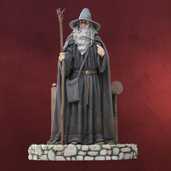 Herr der Ringe - Gandalf BDS Art Scale Deluxe Statue 23 cm
