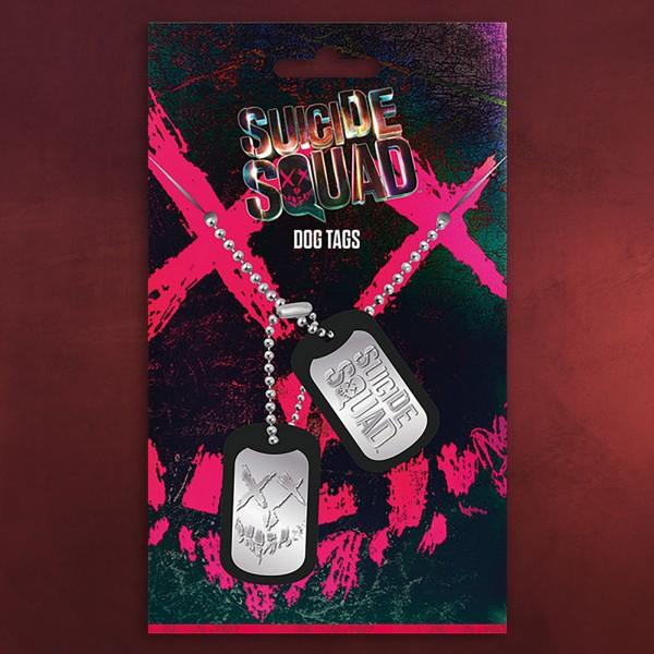 Suicide Squad - Logo Dog-Tag Kette