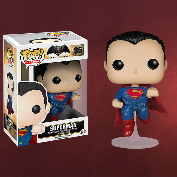 Batman v Superman - Superman Mini-Figur
