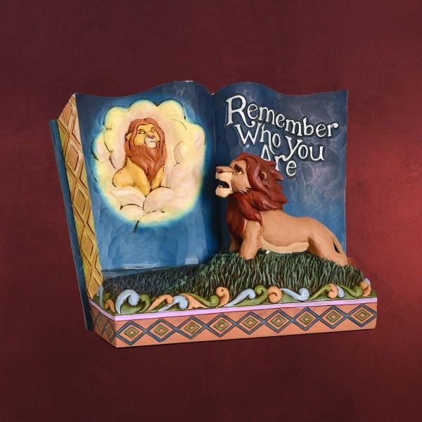 König der Löwen - Remember Who You Are Storybook Figur