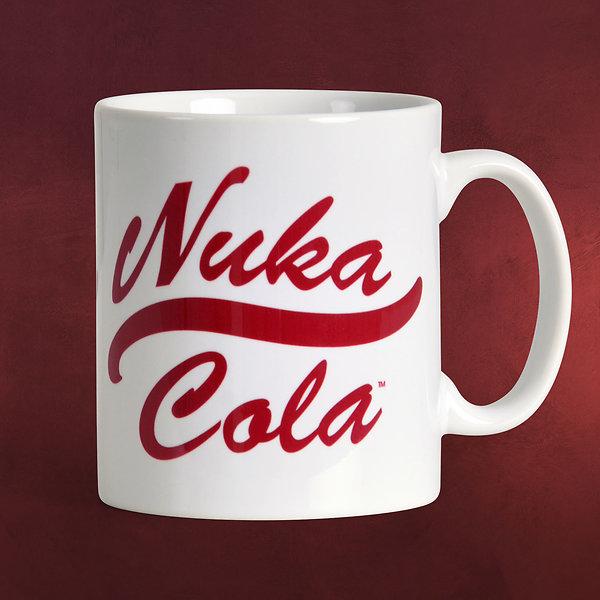 Fallout 4 - Nuka Cola Logo Tasse