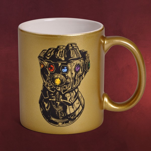 Avengers - Thanos Infinity Gauntlet Tasse
