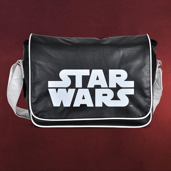 Star Wars - Logo Tasche schwarz