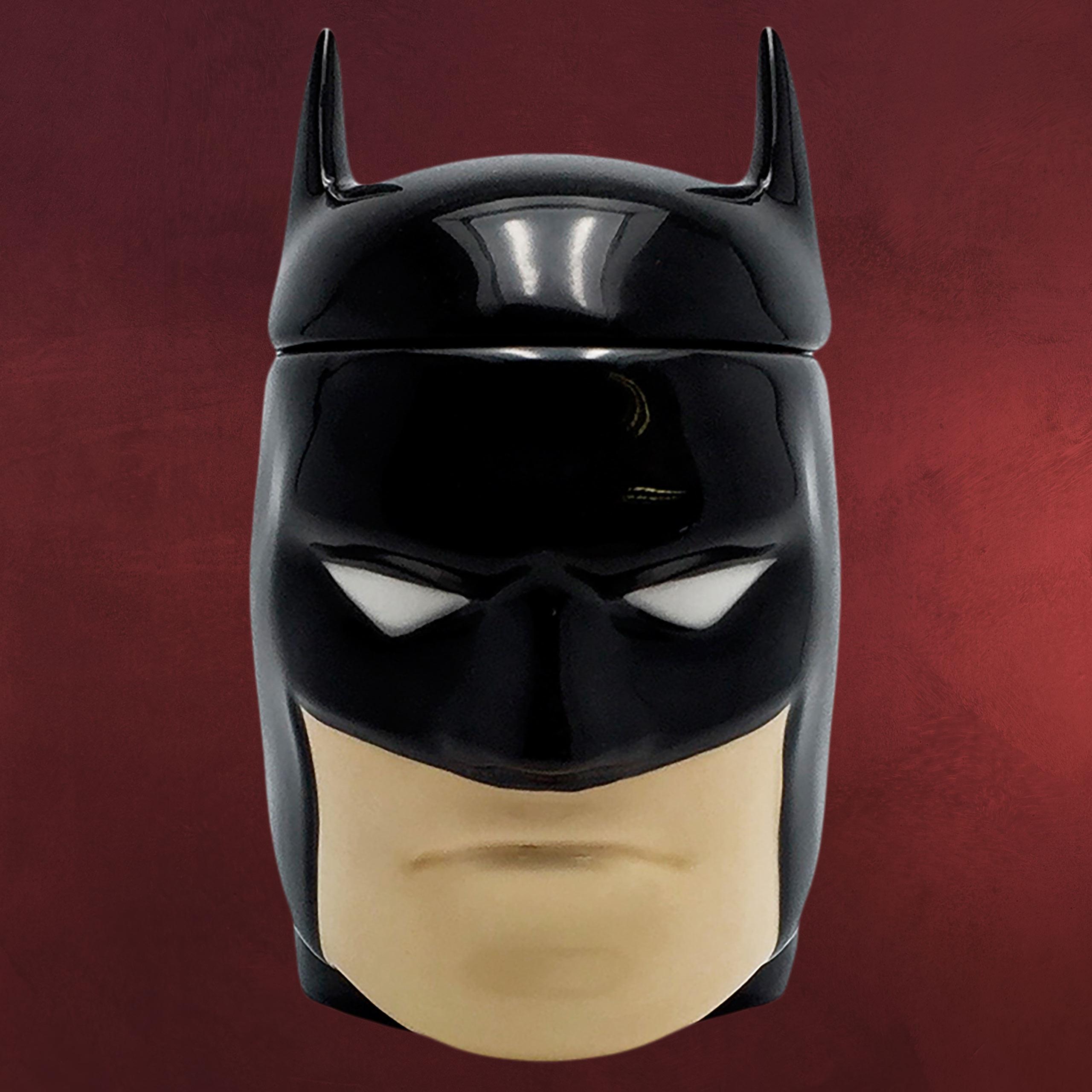 batman 3d tasse mit deckel elbenwald. Black Bedroom Furniture Sets. Home Design Ideas