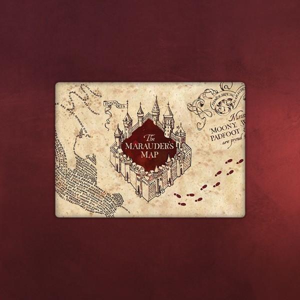 Harry Potter - Karte des Rumtreibers Magnet
