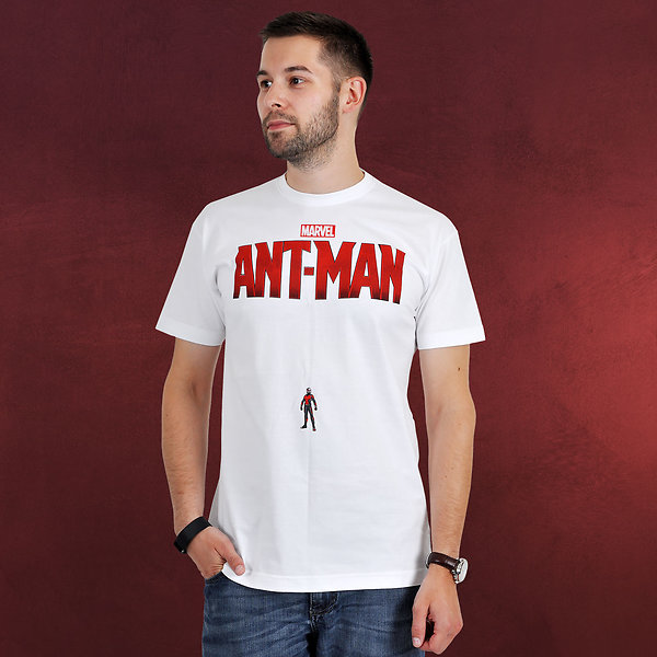 Ant-Man - Big Hero T-Shirt weiß