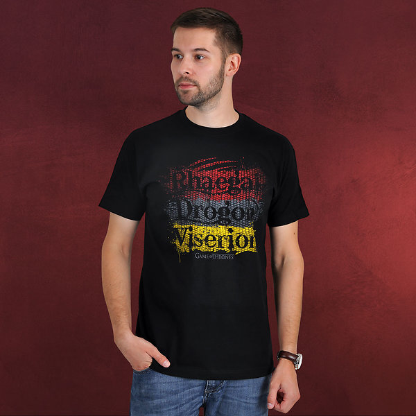 Game of Thrones - Drachen T-Shirt