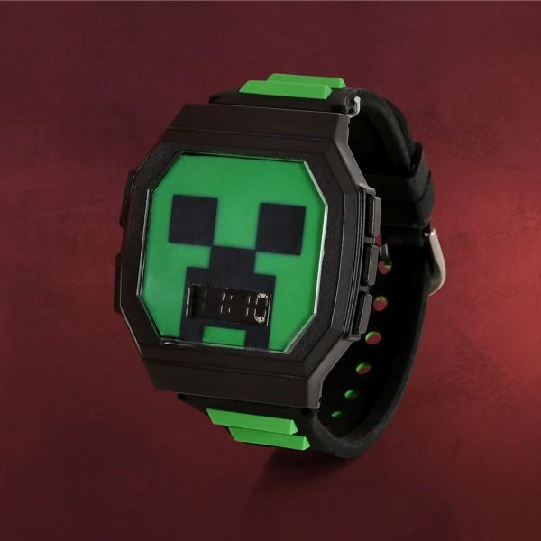Minecraft - Creeper Armbanduhr