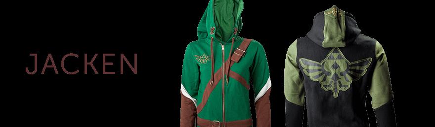 Zelda - Jacken