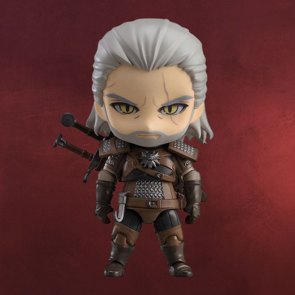 Witcher 3 - Geralt Actionfigur