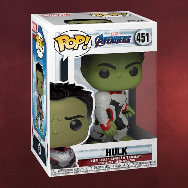 Avengers - Hulk Endgame Funko Pop Wackelkopf-Figur