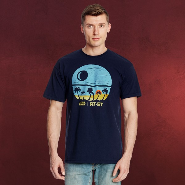 Holiday on Death Star - Rogue One Star Wars T-Shirt
