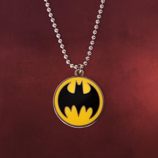 Batman The Dark Knight Logo Kette