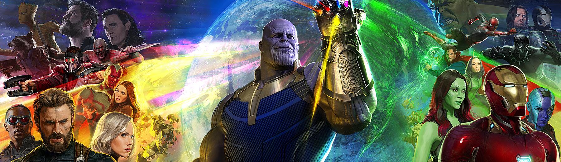 Avengers Fanartikel Zu Infinity War Elbenwald