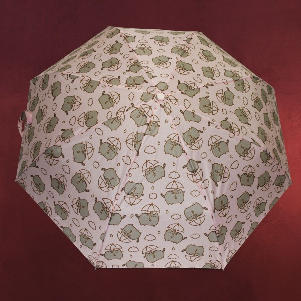 Pusheen - Clouds & Umbrellas Schirm