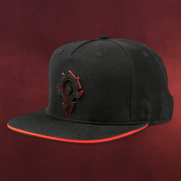 World of Warcraft - Horde 15th Anniversary Snapback Cap