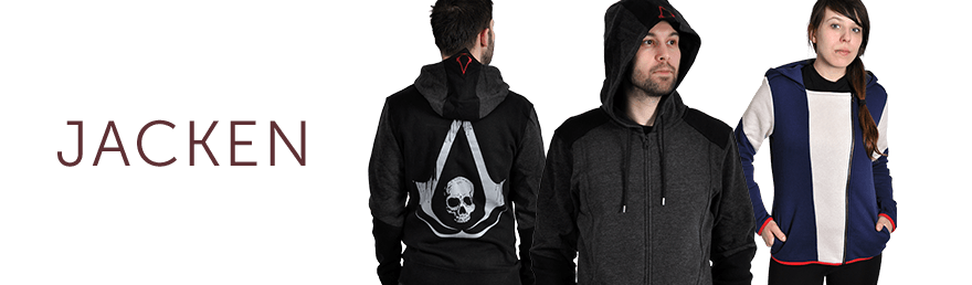 Assassins Creed - Jacken