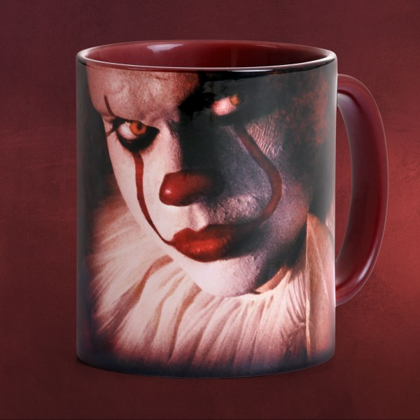 Stephen Kings ES - Pennywise Tasse