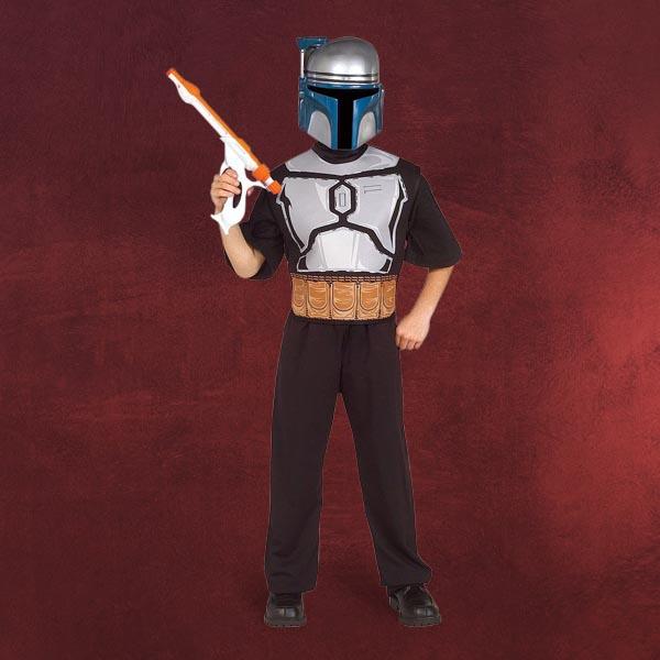 Star Wars - Jango Fett Kostümset für Kinder