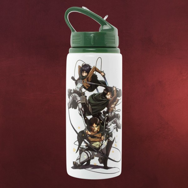 Attack on Titan - Survey Corps Soldiers Trinkflasche