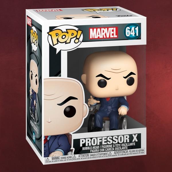 X-Men - Professor X Funko Pop Wackelkopf-Figur