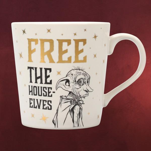 Harry Potter - Dobby Free Elf Tasse