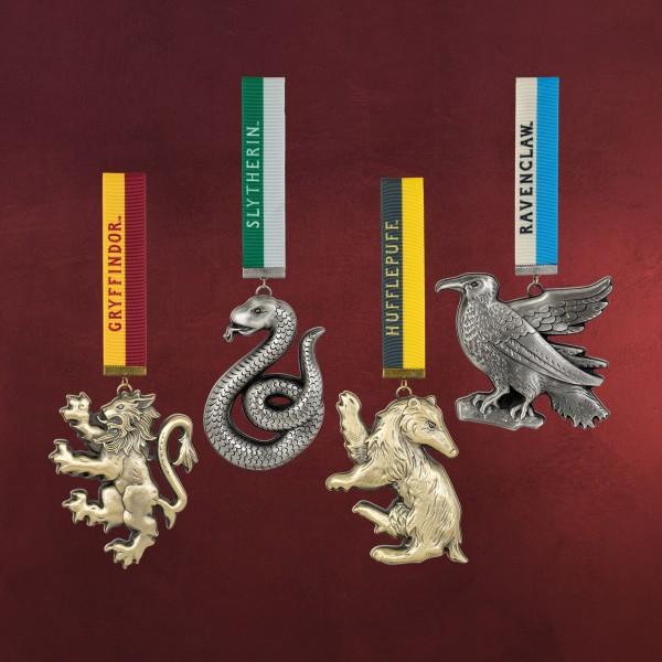 Harry Potter - Hogwarts Wandschmuck 4er Set