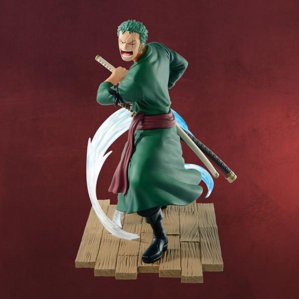 One Piece - Roronoa Zoro Figur 14cm