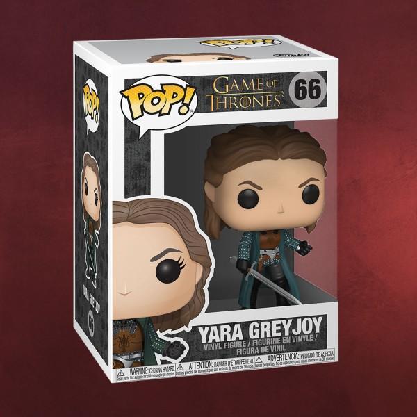 Game of Thrones - Yara Greyjoy Funko Pop Figur