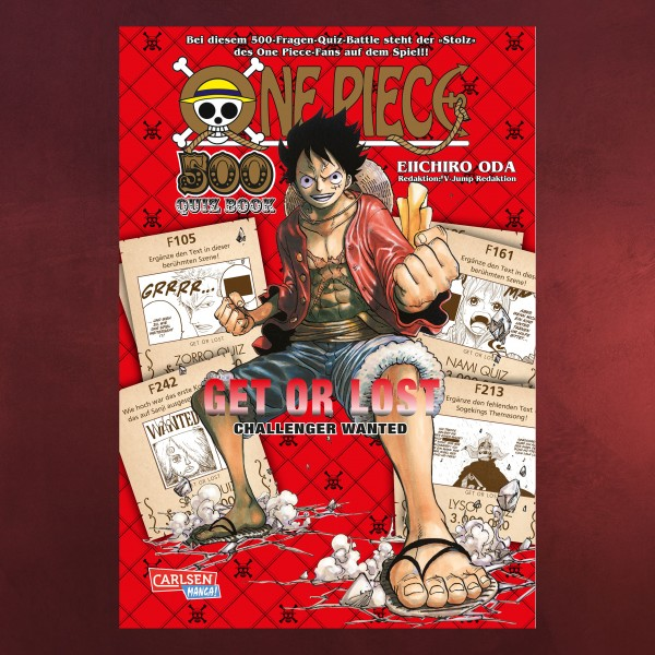 One Piece - Quiz Book 1