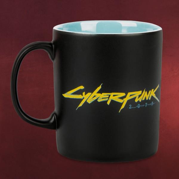 Cyberpunk 2077 - Cyber Logo Tasse