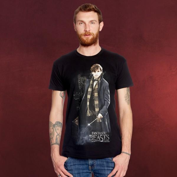 Phantastische Tierwesen - Newt Scamander T-Shirt