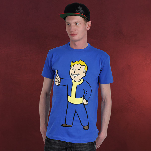 Fallout - Thumbs Up T-Shirt Daumen hoch