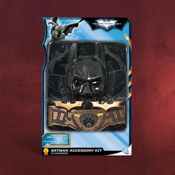 Batman The Dark Knight Rises - Kostümset für Kinder 5-tlg