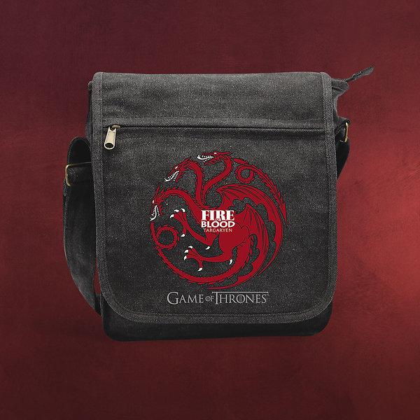 Game of Thrones - Targaryen Umhängetasche