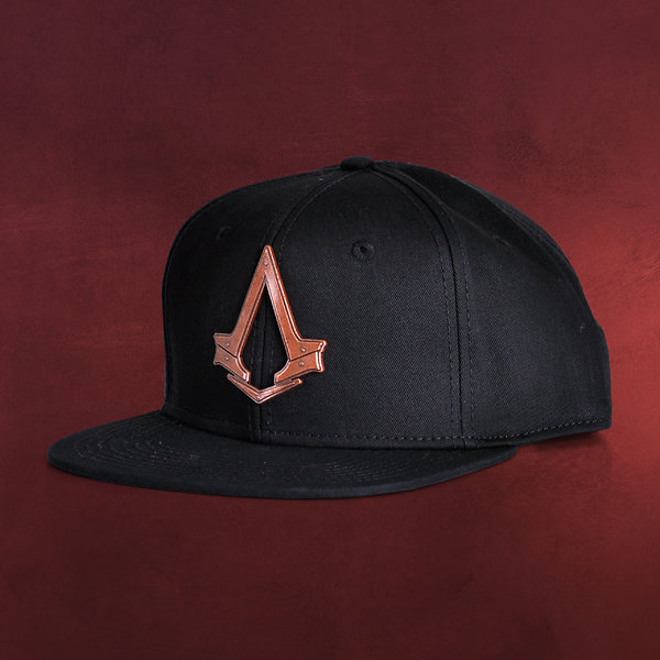 Assassins Creed - Syndicate Bronze Logo Snapback Cap