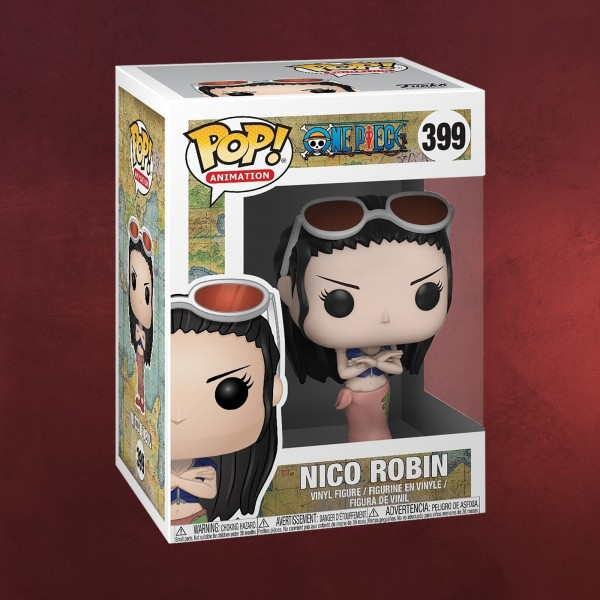 One Piece - Nico Robin Funko Pop Figur