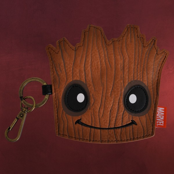 Guardians of the Galaxy - Groot Kleingeldbörse braun