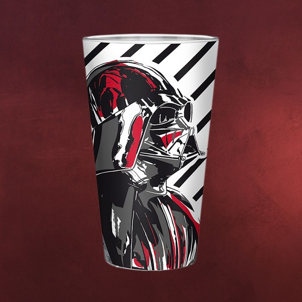 Star Wars - Darth Vader Art Glas