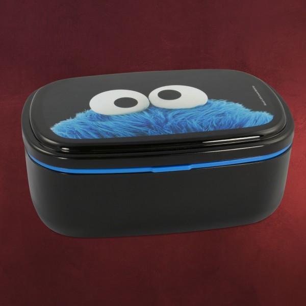 Sesamstraße - Cookie Monster Lunchbox