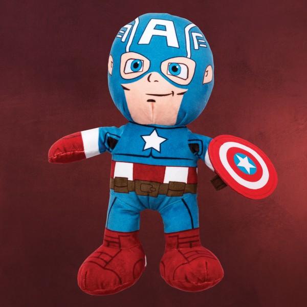 Avengers - Captain America Plüsch Figur
