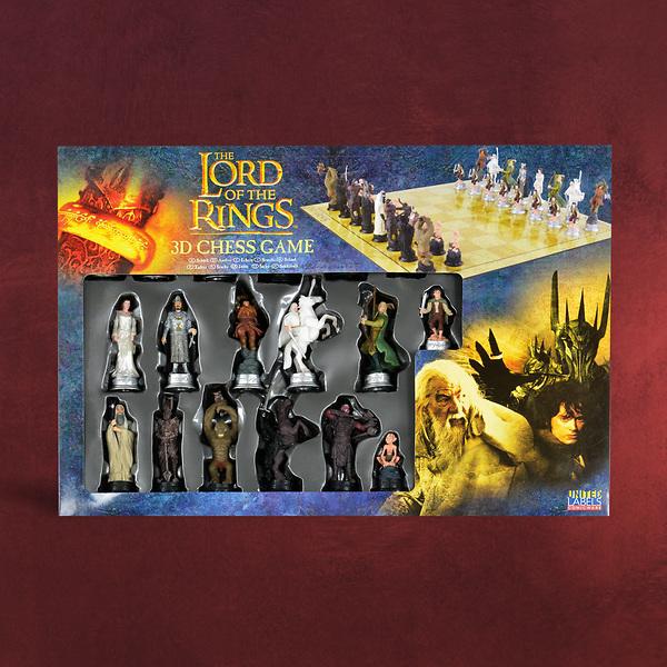 Herr der Ringe Schachspiel