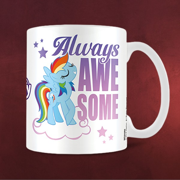 My Little Pony - Always Awesome Tasse