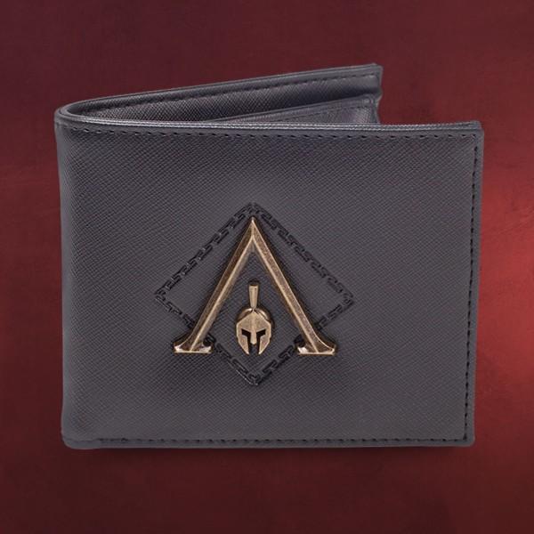 Assassins Creed - Odyssey Logo Geldbörse schwarz