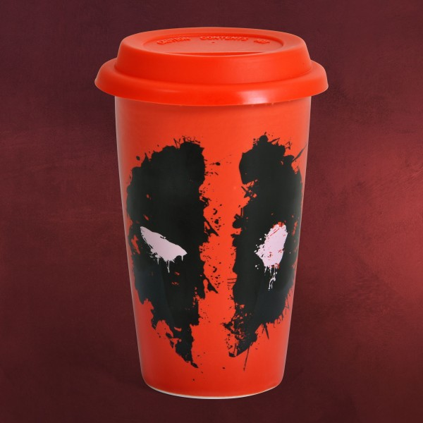 Deadpool - To Go Becher