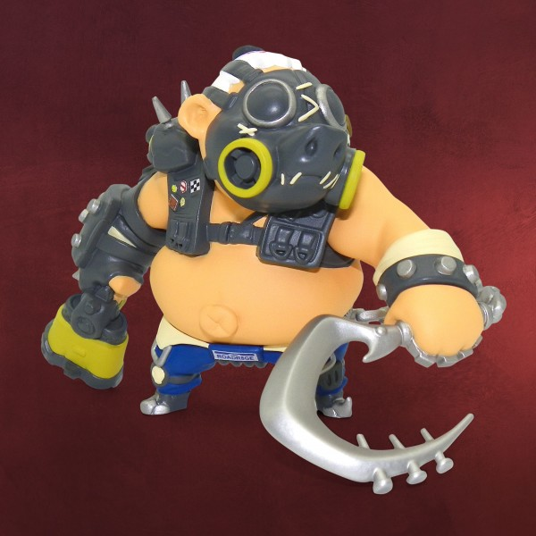 Overwatch - Roadhog Cute But Deadly Figur
