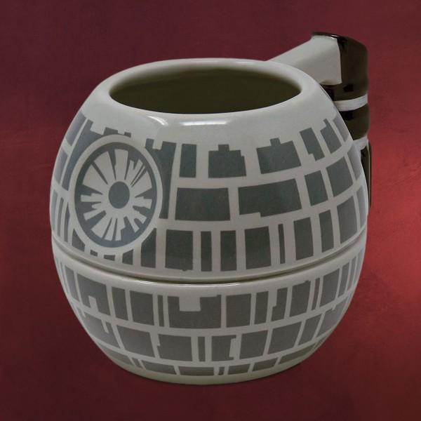 Star Wars - Todesstern 3D Tasse